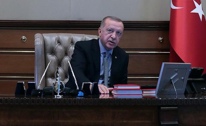 """土耳其反制美國制裁,埃爾多安讓特朗普""""別聽媒體的話"""""""