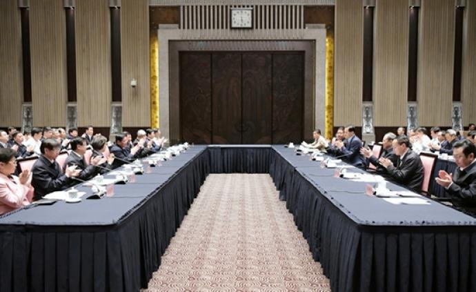 沪滇扶贫协作联席会上,李强应勇与陈豪阮成发达成这些共识