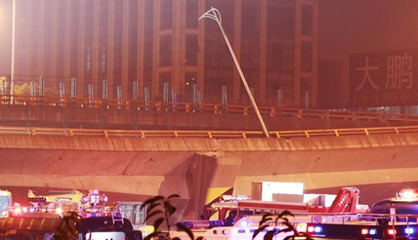 中設股份:自查結果表明,無錫側翻高架橋設計符合規范要求