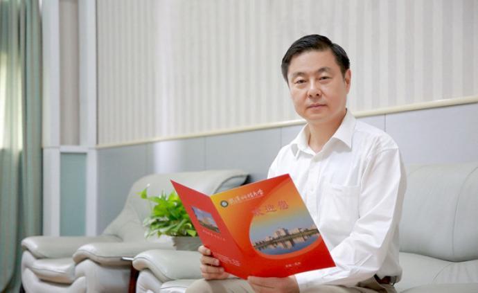回歸母校:中國工程院院士毛新平受聘北科大終身教授