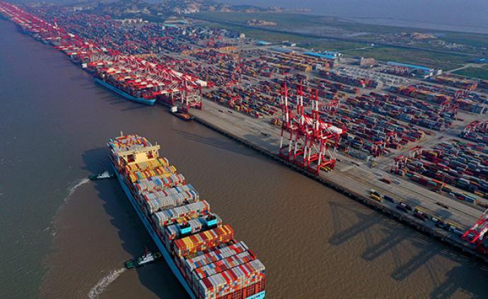 海關總署:前三季度我國外貿進出口總值22.91萬億元