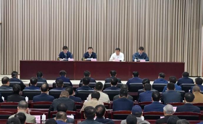 江苏东海县党政主官调整:高美峰任书记,张其兵为县长候选人
