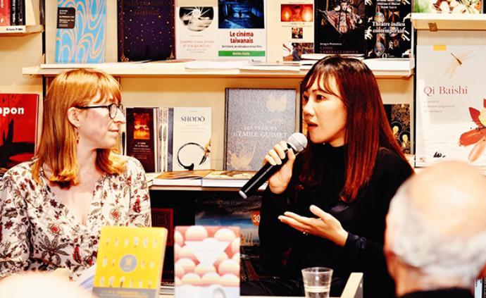张悦然小说?#37117;搿?#27861;文版入围2019年法国最佳外国图书奖