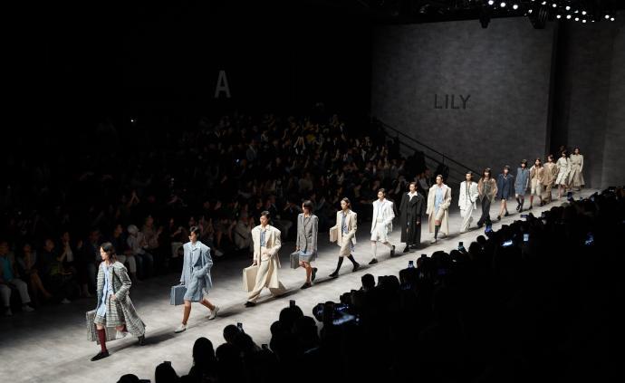 LILY商務時裝品牌全新升級,聚焦中國新女性