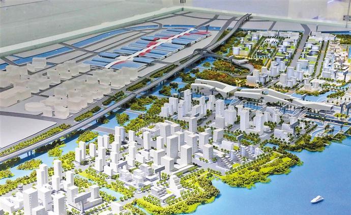 深圳海洋新城揭開神秘面紗,規劃面積7.44平方公里