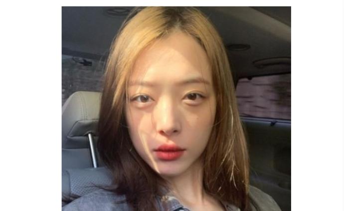 韓國女藝人雪莉去世,終年25歲