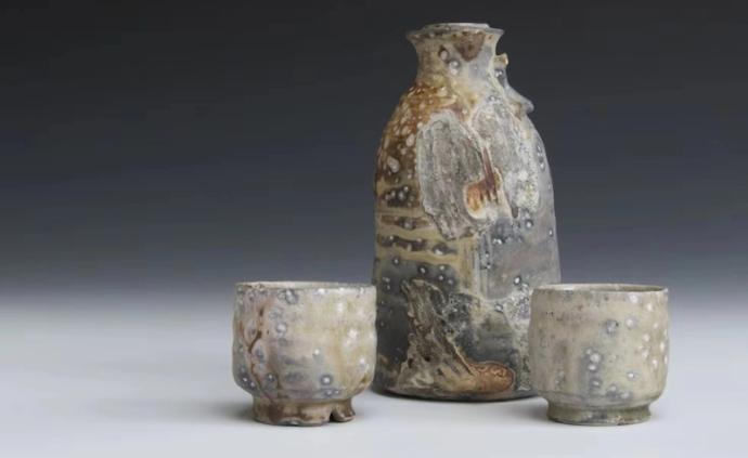 从陶都到上海,中外陶艺名家呈现柴烧之美与当代发展