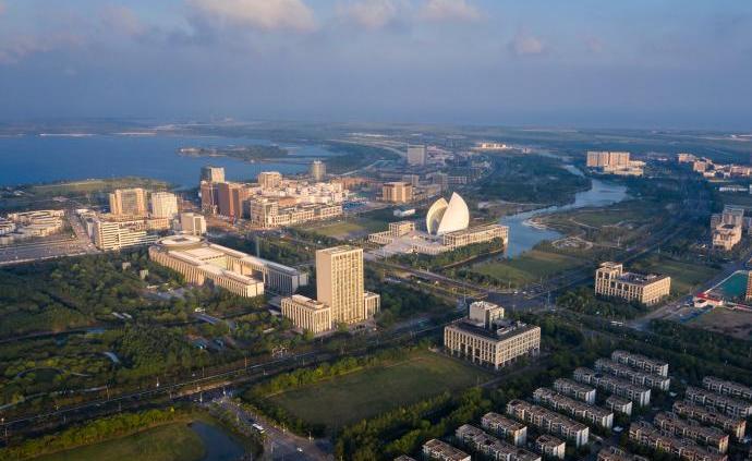 临港新片区将新增一条轨交线:从临港到浦东机场
