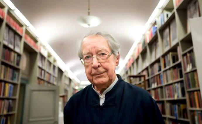著名漢學家馬悅然去世,享年95歲