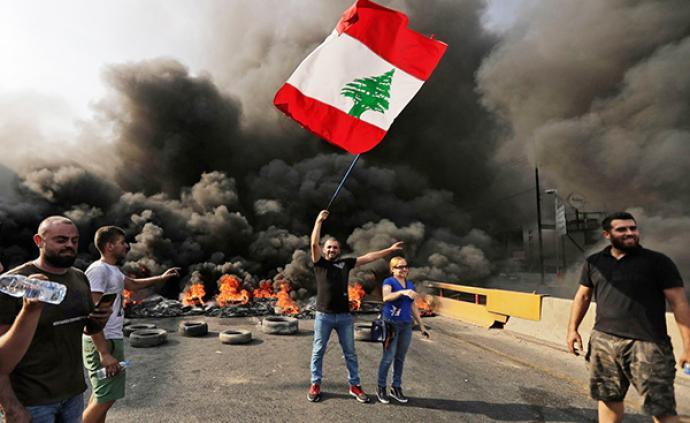 抗議活動席卷黎巴嫩多座城市,黎總理指責政治對手阻礙改革