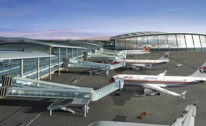 """冬航季開始后南昌機場將實現首都北京""""一市兩場""""全通航"""