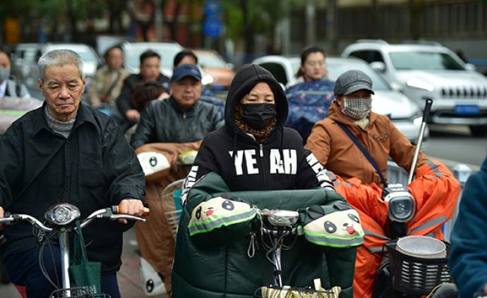 未来三天北方地区多冷空气活动,华北黄淮等地雾霾减弱或消散