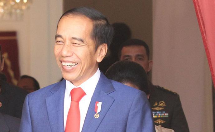 印尼总统佐科宣誓就职,开启第二个5年任期