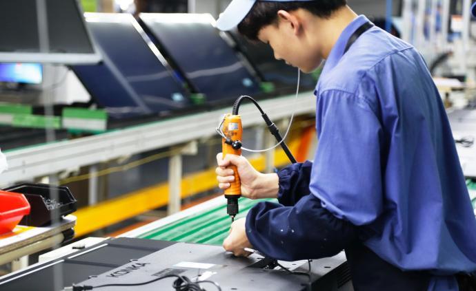 个别外媒质疑中国经济严重放缓,国家发改委用实物量指标回应