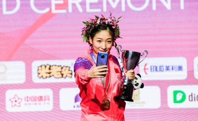 """状态稳定,破除""""心魔"""",刘诗雯锁定东京奥运单打门票?"""