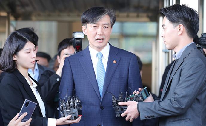 韩国检方正式提请批捕前法务部长曹国之妻