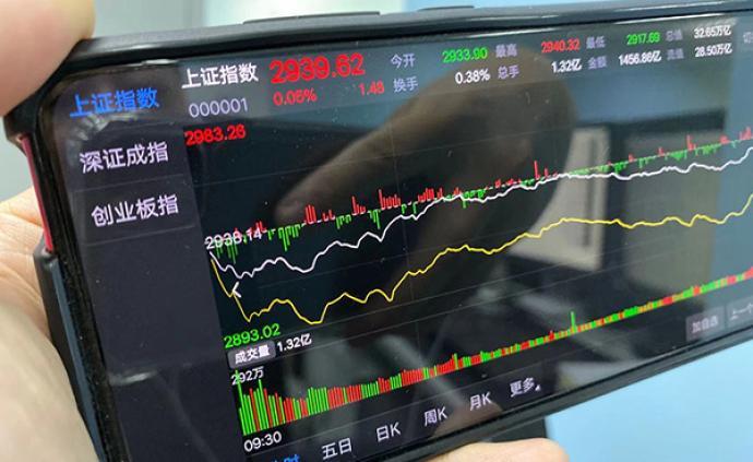 秦洪看盘 强势股倒戈,A股市场低估值品种奋起护盘