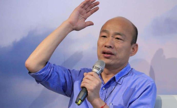 韩国瑜竞选总部副总干事人选公布:曾铭宗、姚江临、周锡玮