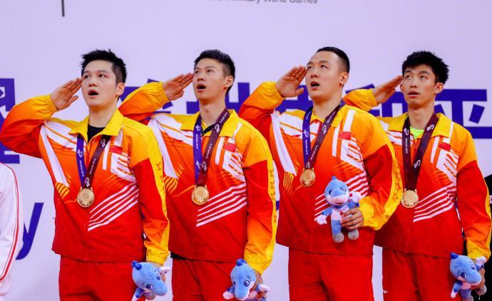 军运会第3个比赛日再添16金,中国军团奖牌榜遥遥领先