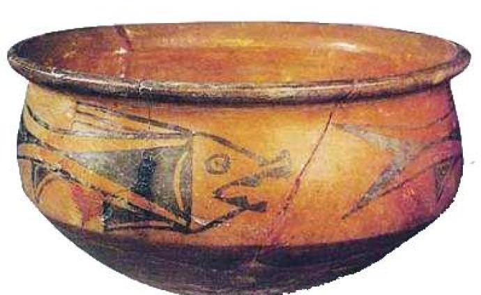 """""""丝绸之路""""的前身:""""彩陶之路""""与早期中西文化交流"""