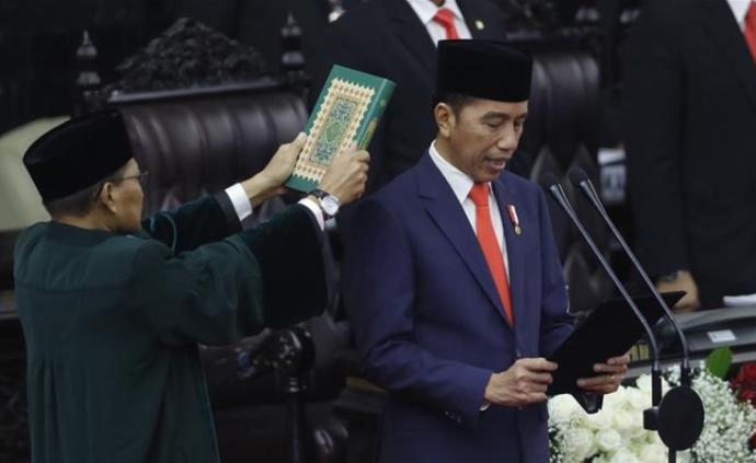 印尼总统佐科开启第二任期:与反对派和解,着眼人力资源优化