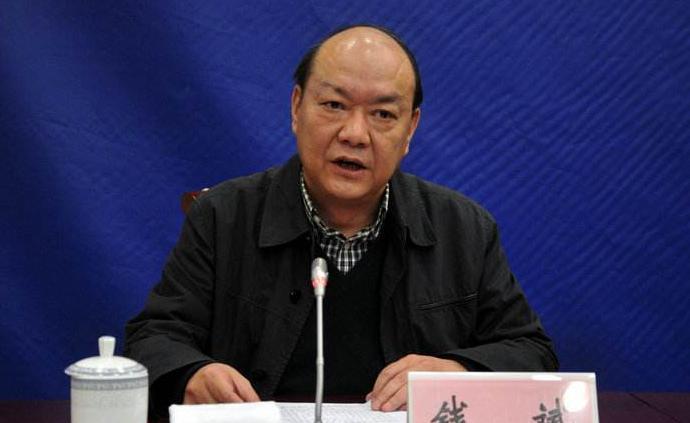 安徽省供銷社原理事會主任錢斌涉嫌受賄、濫用職權被逮捕
