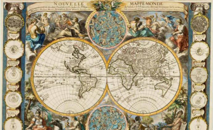 18-19世紀地圖領域的科學、技術和探索
