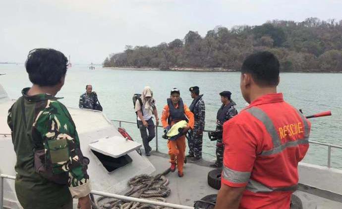 """中方回應""""3名中國游客在印尼潛水失蹤"""":2人是中國公民"""
