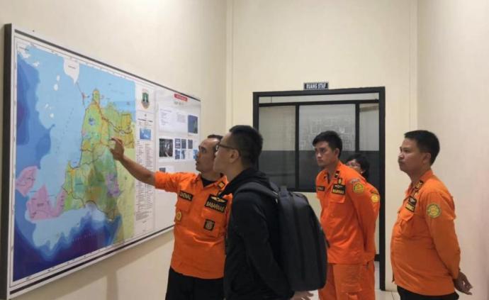 兩名中國公民在印尼潛水失蹤,搜救工作緊張進行
