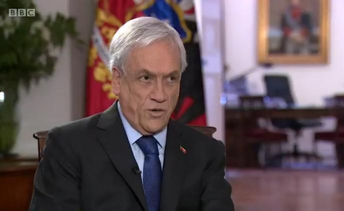 智利暴亂已三周,總統堅稱不會辭職
