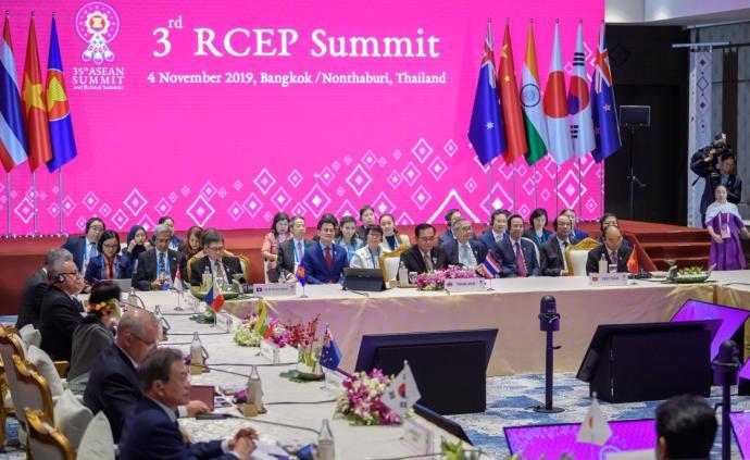 RCEP的效应及前景展望:一鼓作气,达成协议
