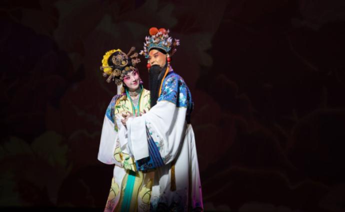 """上海國際藝術節 京劇《大唐貴妃》18年后""""新妝""""再現經典"""