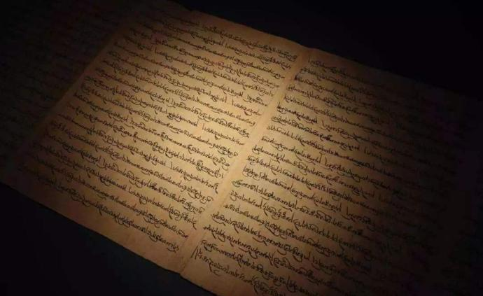 旧纸弥新:国际敦煌藏学研究走进清华