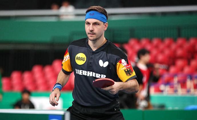 观点|全靠38岁的波尔奋战,欧洲乒乓球为什么不行了?