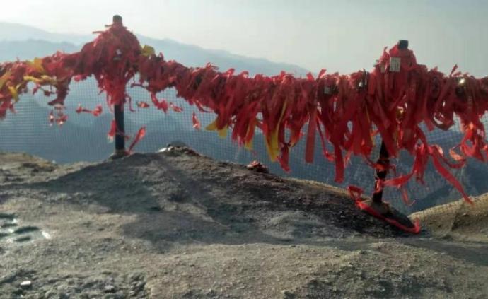 湖南大四女生在华山自拍意外坠崖,景区与家属达?#23578;?#35758;并赔偿