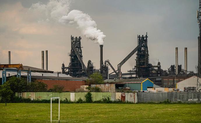 中企?#23637;?#23459;告破产的英国第二大钢企,挽救4000个工作岗位