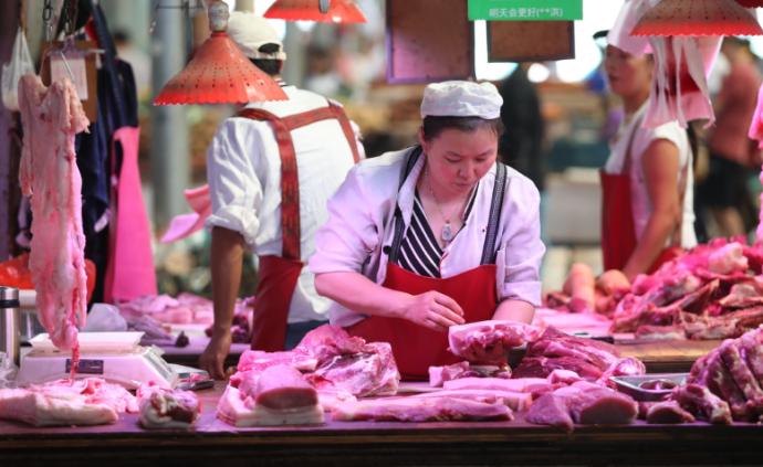 市場監管總局談豬肉價格:嚴查串通漲價哄抬價格