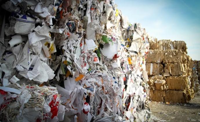 """""""已經沒地方放了"""":中國拒收這種洋垃圾后,日本很頭疼"""