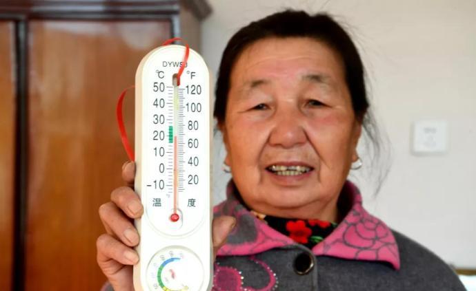 新华时评|暖气片是全面小康的一支温度计