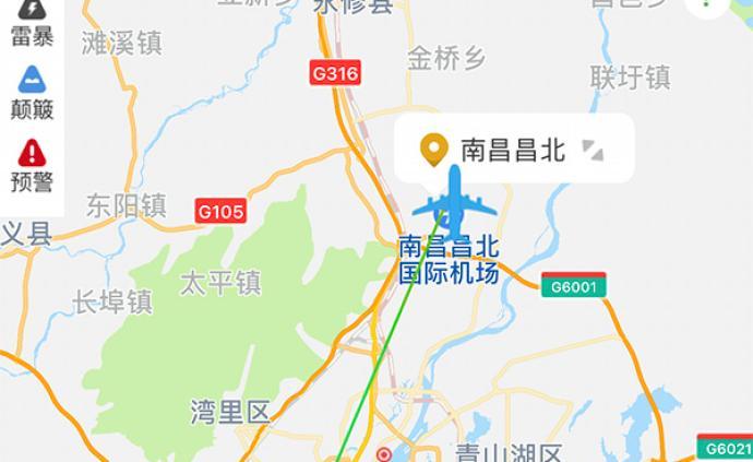 东航一航班从万米高空急降至三千米?备降正常落地,人机安全