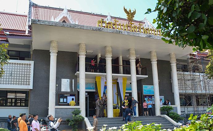 早安·世界|泰國一遺產糾紛案聽證會上發生槍擊案