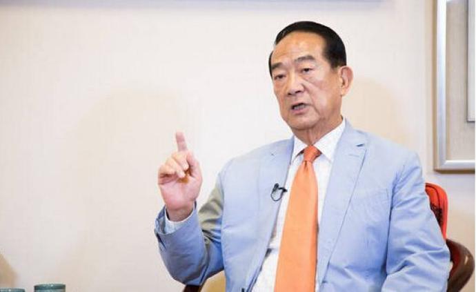 宋楚瑜宣布第5次参选台湾地区领导人