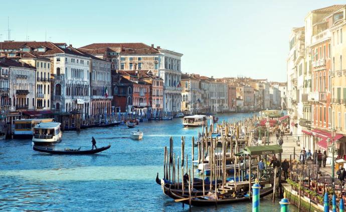 欧洲文学地图 | 与很多文豪结缘的威尼斯