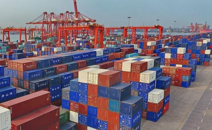 人民日报解读中国外贸数据:既是世界工厂,?#36136;?#19990;界市场