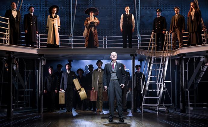 音乐剧《泰坦尼克号》在京上演:至暗时刻的人物群像