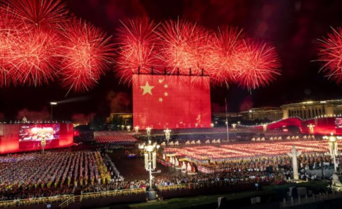大型庆典艺术,镌刻国家记忆