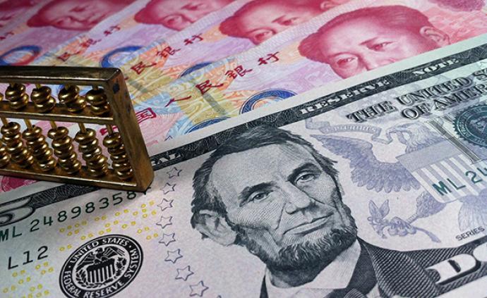10月外汇占款环比下降5.98亿元,连续15个月下降