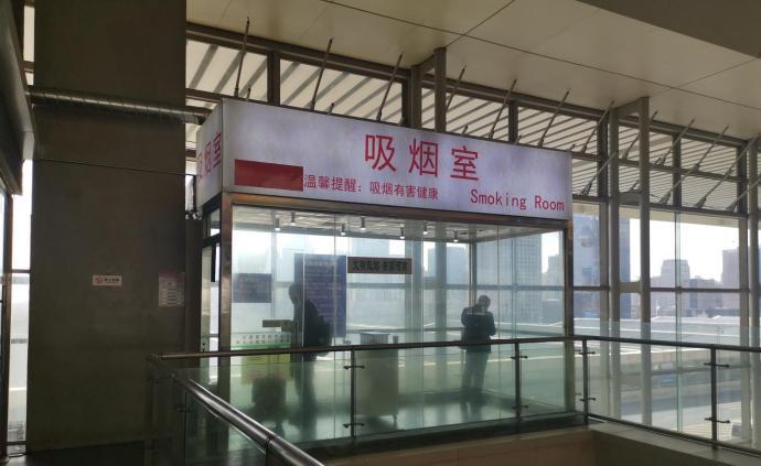 律師起訴鄭州東站設吸煙室,被告:對方為提升知名度宣傳自己