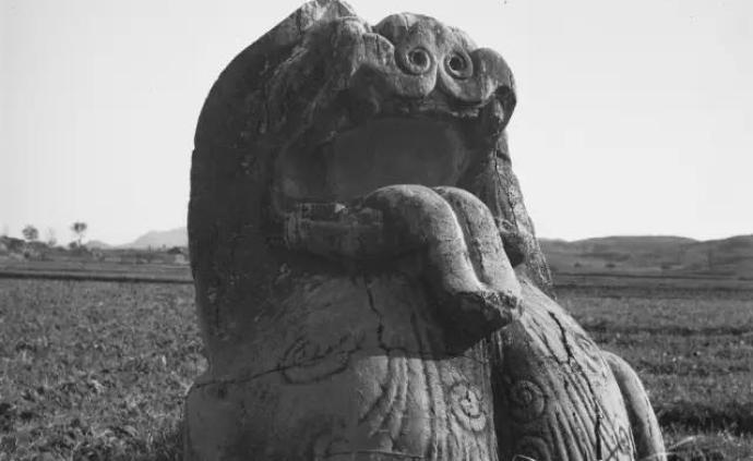 南朝神韻仍在,南大博物館展六朝碑拓名品與石刻寫生