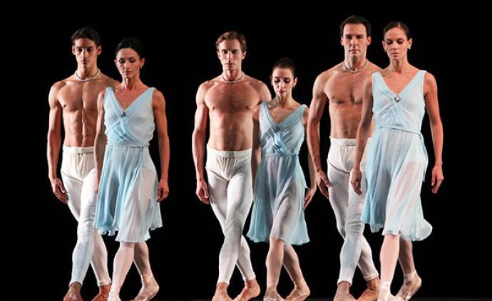 上海国际艺术节|荷兰国家芭蕾舞团致敬87岁编舞大师曼伦
